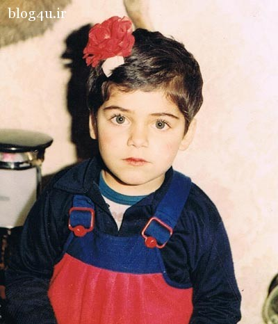 hhe749 عکس کودکی ارمیا برنده آکادمی گوگوش